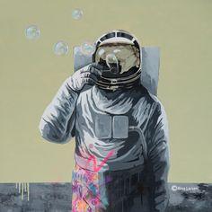 Hippie Astronaut