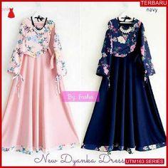 48 Ideas Dress Hijab Motif For 2019 Islamic Fashion, Muslim Fashion, Hijab Fashion, Women's Fashion, Dress Anak, Dress Pesta, Batik Fashion, Skirt Fashion, Frocks For Girls