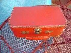 Vintage france jouet ancien dejou landau berceau sur for Malette couture enfant