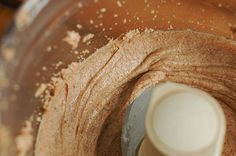 Raw Food Recipes: Almond Butter