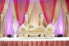 A A I N A - Bridal Beauty and Style: Real Bride: Toronto Pakistani Wedding by noorphotography Pakistani Wedding Decor, Ethnic Wedding, Desi Wedding, Wedding Events, Wedding Ideas, Weddings, Head Table Wedding, Wedding Chairs, Backdrop Decorations