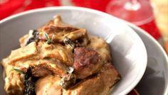 Sauté de veau au cidre et aux morilles : plat mijoté et gourmand de Noël Goulash, Beef, Chicken, Tomato Paste, One Pot Meals, Favorite Recipes, Greedy People, Eat, Meat
