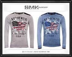 SMK DENIM&Co.: SMK DENIM&Co. | SWEAT AUTHENTIC SMK