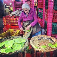 Mercado de la Merced (Mexico City, D.F., Mexico) | 35 Food Markets Around The World To Put On Your Travel Bucket List
