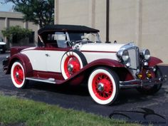 Chrysler CM6 Roadster 1931...Re-pin brought to you by agents of #Carinsurance at #Houseofinsurance in Eugene, Oregon