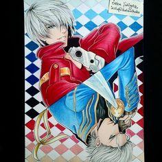 Dante vs Vergil (Devil May Cry)