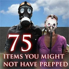 75 items you might not have stored yet | Prepper Days