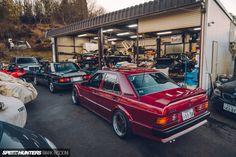 Mercedes Benz 190e, Mercedes Car, Winston Red, Rauh Welt, Mercedez Benz, Race Engines, Stella Artois, Roll Cage, 13 Year Olds