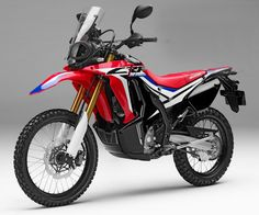 21 Best Crf 250 Rally Images Rally Motorbikes Dirt Bikes