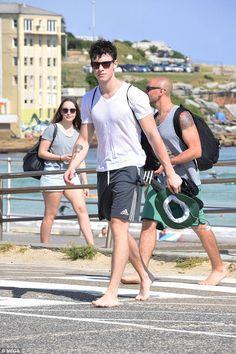 Shawn in Brazil