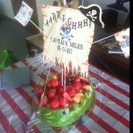 #pirate #birthday #fruit