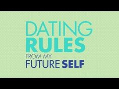 dating rules from my future self trailer