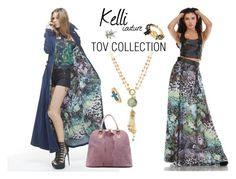 """Kelli Couture TOV Collection"" by kelli-couture ❤ liked on Polyvore featuring mode"