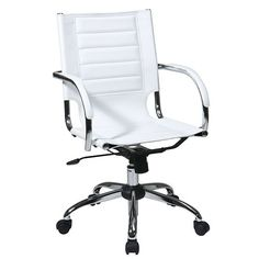 Go mod with this Avenue Six Trinidad office chair.  $233