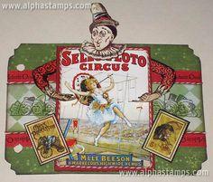 Circus Book Swap