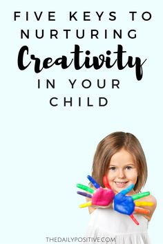 Why is creativity important? Creativity can teach us to solve problems, especially new problems. Be forewarned, though: Creativity can look an awful lot like misbehavior. How can you nurture creativity in your child?