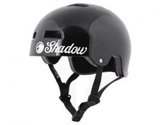 The Shadow Conspiracy Classic Helmet In Gloss Black (Lg/Xl)