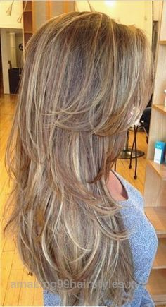 Unbelievable Loving all the layers #long #hair #hairstyles:  The post  Loving all the layers #long #hair #hairstyles:…  appeared first on  Amazing Hairstyles .