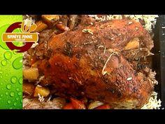 Portakallı Hindi ve İç Pilav Tarifi - YouTube