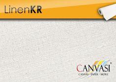 Linen KR Tempera, Canvas Paper, Base Coat, Linen Fabric, Painting