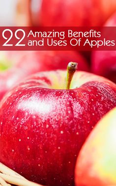Apples are delicious fruits! And they are scientifically known to be full of minerals and vitamins. Here is a list of the top 15 apple benefits for skin ...