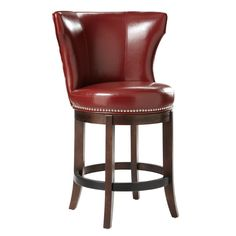 Nicholas Swivel Bar Stool