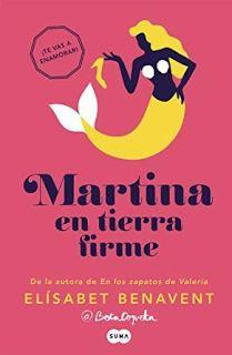 Martina en tierra firme - Horizonte Martina #2 - Elísabet Benavent