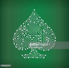 circuit board art - Sök på Google