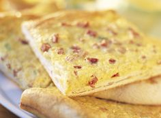 Breakfast Pizza Recipe from #PublixAprons