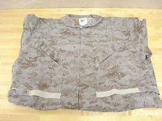 American Patriot XL Mechanic's Coverall Desert MARPAT Camouflage 7 ...
