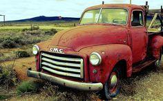 Old Faithful http://goo.gl/HtouHF #GMCTrucks #Vintage