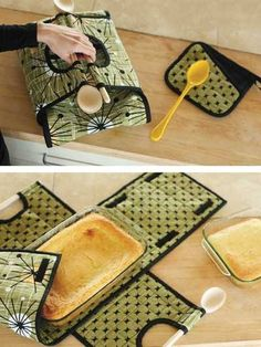 Potluck carrier. I may need to try making this