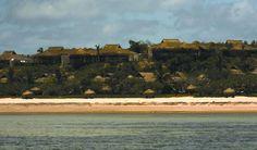 Moçambique: mar de Bazaruto