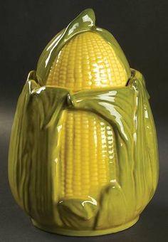 Shawnee Corn King Cookie Jar – I Antique Online Mccoy Cookie Jars, Antique Cookie Jars, Teapot Cookies, Cookies Et Biscuits, Mccoy Pottery, Vintage Pottery, Jar Jar, Shawnee Pottery, Vintage Dishes