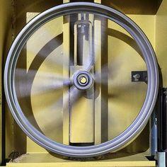 Spinning the wheel #bandsaw #localtimber #Ockendonroad