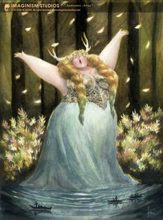 Opera art! Big beautiful curvy real women, real sizes with curves, accept your body sizes, love yourself no guilt, plus size, body conscientiousness Fragyl Mari embraces you!