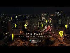AES Eletropaulo apresenta: São Paulo, uma história brilhante - YouTube