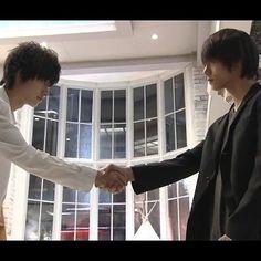 #deathnotedrama #deathnote #shinigami #ryuk #rem #near #dorama #jdrama #japanesedrama #yagamilight #L #masatakakubota #kentoyamazaki