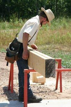 Amish carpenter