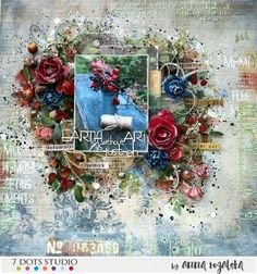 Layout by Anna Rogalska | 7 dots studio | Bloglovin'