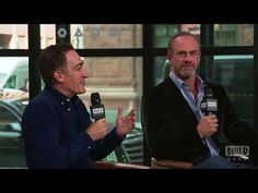 """Christopher Meloni & Patrick Fischler On The SyFy Series, """"Happy!"""""""