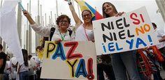 Profesores piden la paz en Colombia - ElTiempo.com