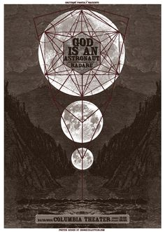 GigPosters.com - God Is An Astronaut - Radare