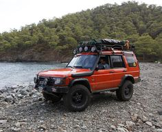 Discovery 2, ARB, Safety Devices, Off road