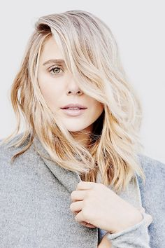 """aarontaylorjohnson: """" Elizabeth Olsen photographed by Mary Rozzi for The Hollywood Reporter, November 2015 """""""