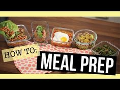 How to Meal Prep! 28 Day Reset Style. | Blogilates: Fitness, Food, and lots of Pilates | Bloglovin'