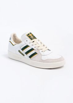 more photos 9922f 938e4 Adidas Originals Footwear Tennis Court Top Trainers - White