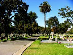 Oak Hill Memorial Park in San Jose, California