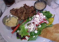 Taziki's Mediterranean Cafe Opens Near Kroger On South Mendenhall Road in #Memphis serving a variety of Greek fare.