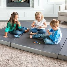 An idea to make couch more sleepable Lucid Folding Foam Mattress Size: Full